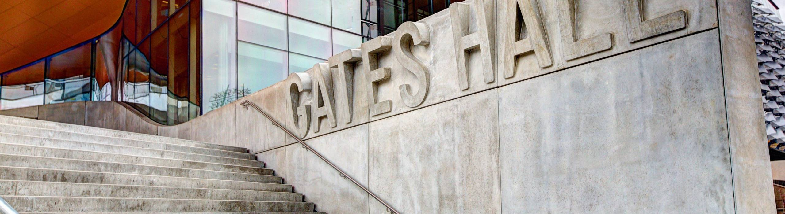 Gates Hall Banner Image