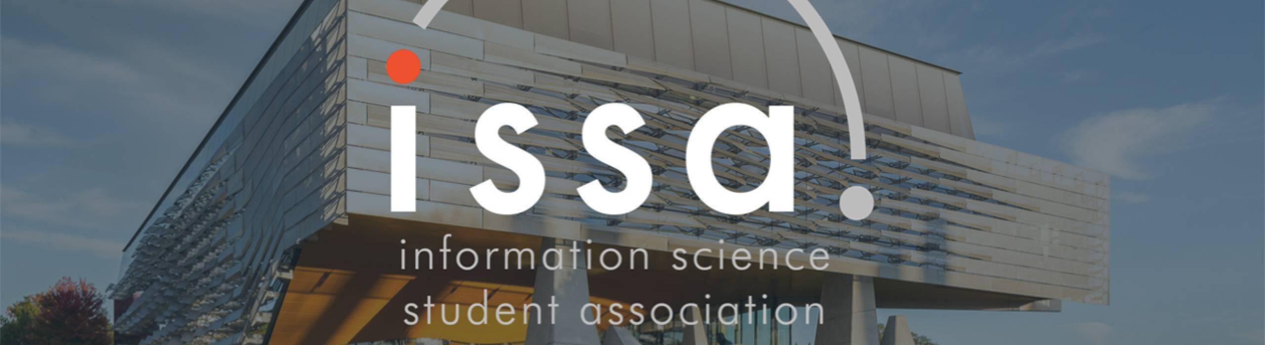The ISSA logo