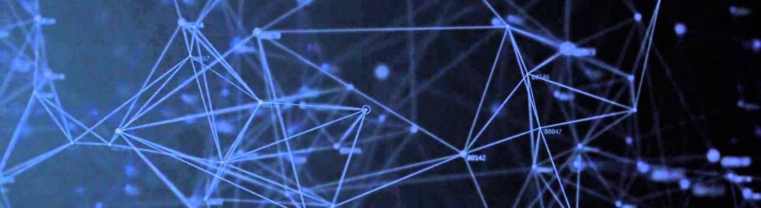 Arxiv Network Picture