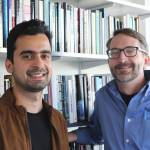 Samir Passi (left), a doctoral candidate in Cornell's department of Information Science, and Steve Jackson, associate professor of Information Science, co-authored a forthcoming paper that examines how we navigate uncertainties in applied data science.