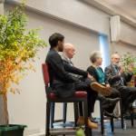 Panelists on the CIS@20 University Leaders panel